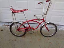 vintage schwinn stingray bike ebay