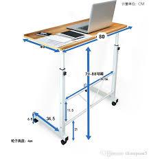 40 Computer Desk 2017 Home Room Simple Desktop Notebook Computer Desk Bed Side