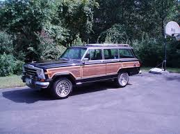jeep wagoneer lifted about jeep grand wagoneers from the 80 u0027s the hull truth