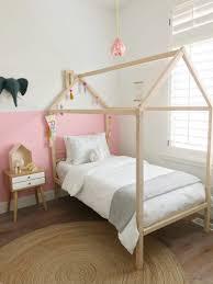 girlsroom house bed dreams coming true u2026little girls room makeover