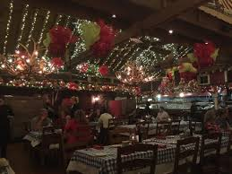 main dining room christmas decor picture of the angus barn