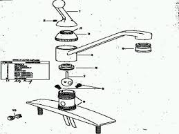 kitchen faucet replacement parts brass single kitchen faucet replacement parts handle side