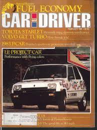le french rabbit 1982 renault magazines
