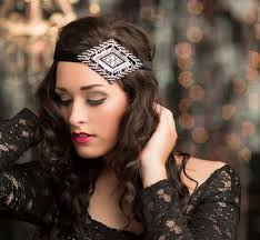 great gatsby hair accessories the great gatsby hair how to wear your hair 1920s style