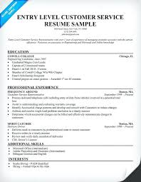 resume call center sample customer service manager combination