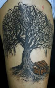 76 tree tattoos ideas to your for nature willow tree