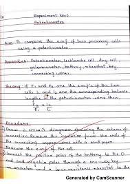 physics practicals class 12 cbse
