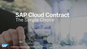sap agreements about sap
