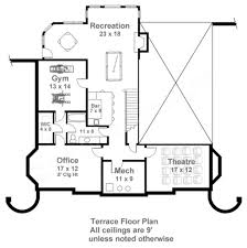 chandler neoclassic house plan luxury home blueprints