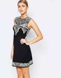 tribal dress oasis oasis tribal placement shift dress