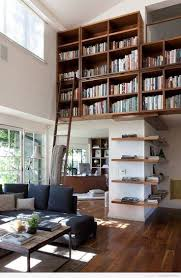 Modern Home Library Interior Design 7 Best Escaleras Images On Pinterest Stairs Architecture And