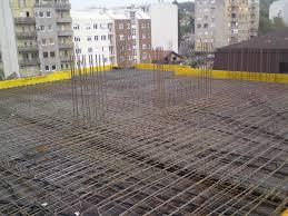 concrete slab 3rd floor