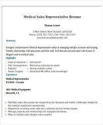10 sales representative cover letter sample budget reporting