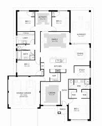 4 bedroom house floor plans new floor plans for 4 bedroom houses