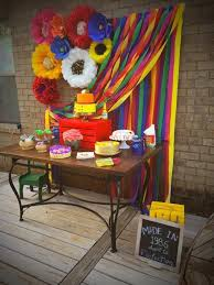 Mexican Themed Decorations Best 25 Mexican Party Decorations Ideas On Pinterest Mexican