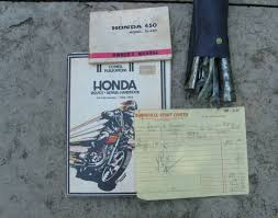 original owner u2013 1971 honda cl450 scrambler bike urious