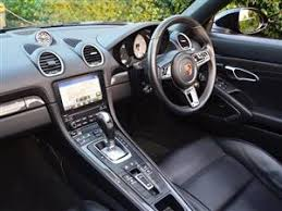 porsche boxster 2 5 approved used porsche boxster 981 12 16 cars for sale with what car