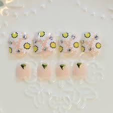 online buy wholesale toenail flower designs from china toenail