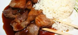 recette de cuisine cookeo sauté de porc au caramel recettes cookeo