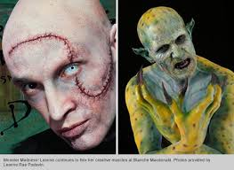Special Effects Makeup Schools In Georgia Makeup Faculty Highlights Blanche Macdonald Centre Canada