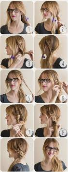 heatless hair styles hair tutorials easy and cute hair ideas for the week pretty designs