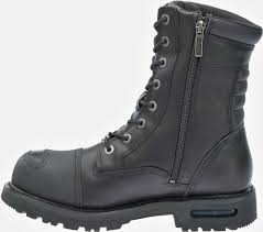 waterproof biker boots harley davidson men u0027s richfield waterproof motorcycle riding