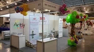 home design expo singapore balloon decoration for a expo booth in singapore singapore