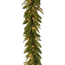 national tree company 9 ft feel real fraser grande artificial