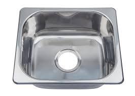 Deep Stainless Steel Kitchen Sink Kitchen Small Top Mount Inset Stainless Steel Kitchen Sinks With