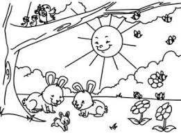 spring scene coloring pages bestcameronhighlandsapartment