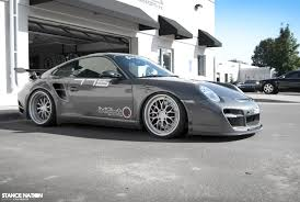 slammed porsche imola motorsports porsche 997 turbo stancenation form