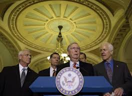 senate initiates steps to repeal health care law wsj