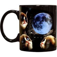 Color Changing Mugs Grumpy Cat Coffee Mug Walmart Com