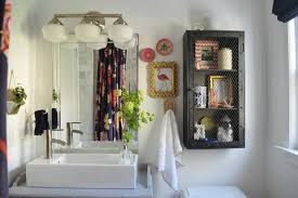 Storage Idea For Small Bathroom Small Bathroom Ideas And Solutions In Our Tiny Cape Nesting With