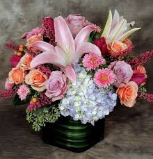 Flowers Delivered With Vase Order Flowers Online Same Day Flower Delivery Kremp Com