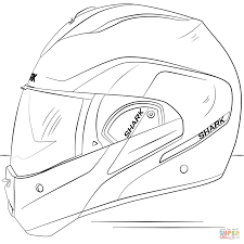 motorcycle helmet coloring page inside coloring page eson me