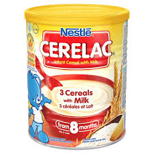 ents cuisine ind endants nestle cerelac 3 cereals with 400 g can amazon co uk grocery