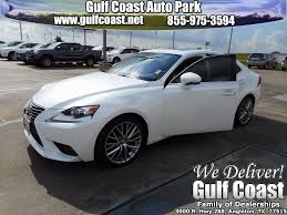 lexus on the park inventory 2014 lexus is 250 angleton tx area gulf coast toyota serving