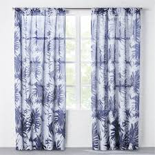 Tan And Blue Curtains Colorful Modern Curtains And Drapes Cb2