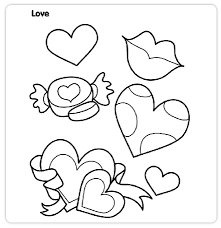 free valentine u0027s printable coloring pages crayola