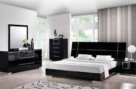 black lacquer bedroom set sale 50 1798 20 hailey modern bedroom set in black lacquer bed
