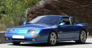 renault alpine renault alpine v6 turbo youtube
