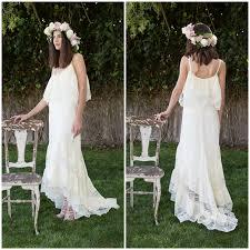 robe de mari e boheme chic 10 robes de mariée à adopter pour un look bohème chic