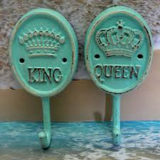 His And Hers Crown Wall Decor Best His And Hers Towels Products On Wanelo