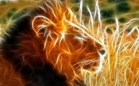 animated lion theme chrome store