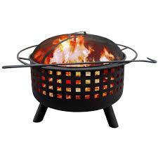 Landman Firepit Landmann Pits Outdoor Heating The Home Depot
