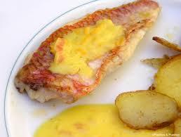 cuisiner des rougets filets de rougets au beurre d orange