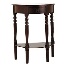 Accent Table Canada End Tables Walmart Attractive Half Circle Accent Table Half Circle