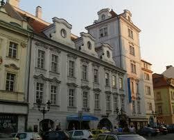 file dům u modré růže praha 1 rytířská 16 staré město jpg