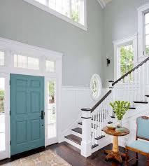Front Door Interior Painting The Interior Of The Front Door Do It Jones Design Company